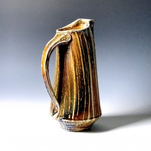 Soda and Ash Fired Work